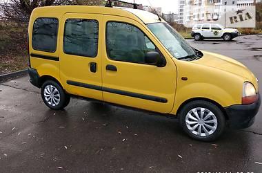 Renault Kangoo пасс. 1997 в Львове