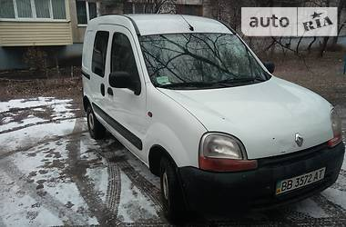 Renault Kangoo пасс. 2002 в Северодонецке