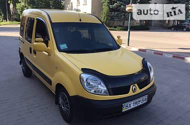 Renault Kangoo пасс. 2007 в Могилів-Подільському