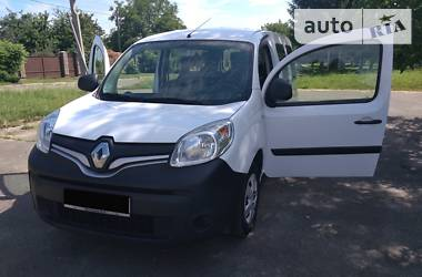 Renault Kangoo пасс. 2016 в Дубно