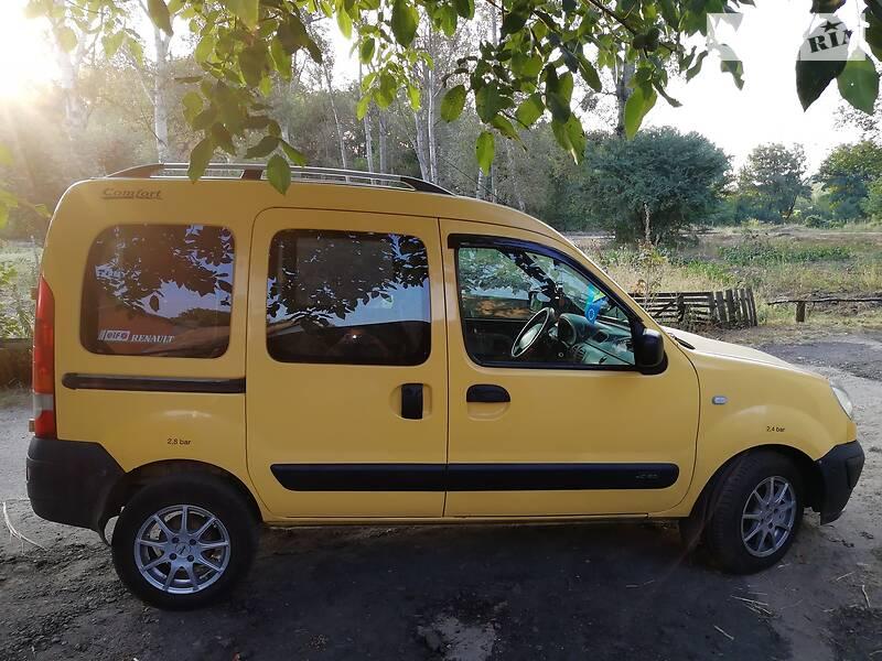 Інший Renault Kangoo пасс. 2007 в Полтаві
