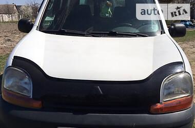 Renault Kangoo пасс. 1998 в