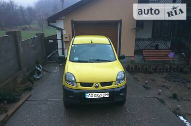 Renault Kangoo пасс. 2005 в Иршаве