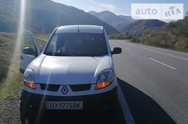 Renault Kangoo пасс. 2005 в Каменец-Подольском