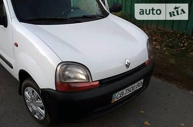 Renault Kangoo пасс. 2000 в Полтаве