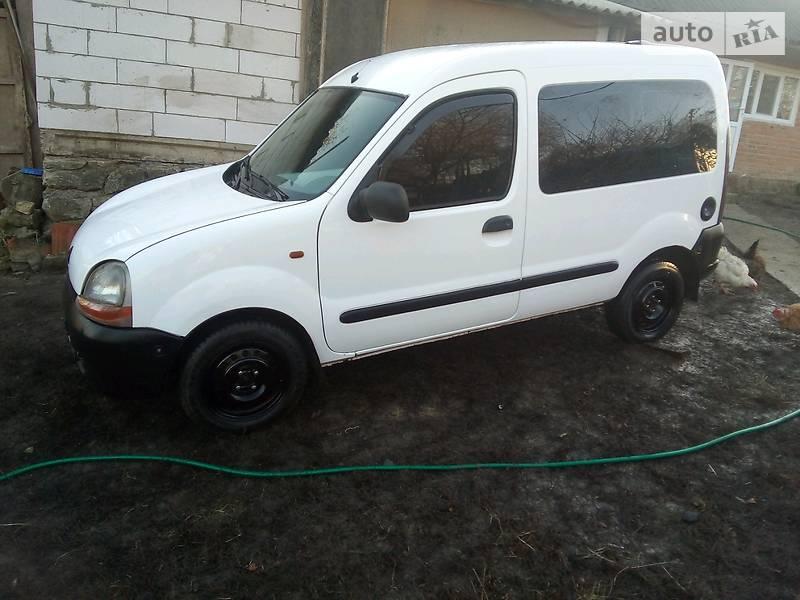 Renault Kangoo пасс. 1999 в Деражне