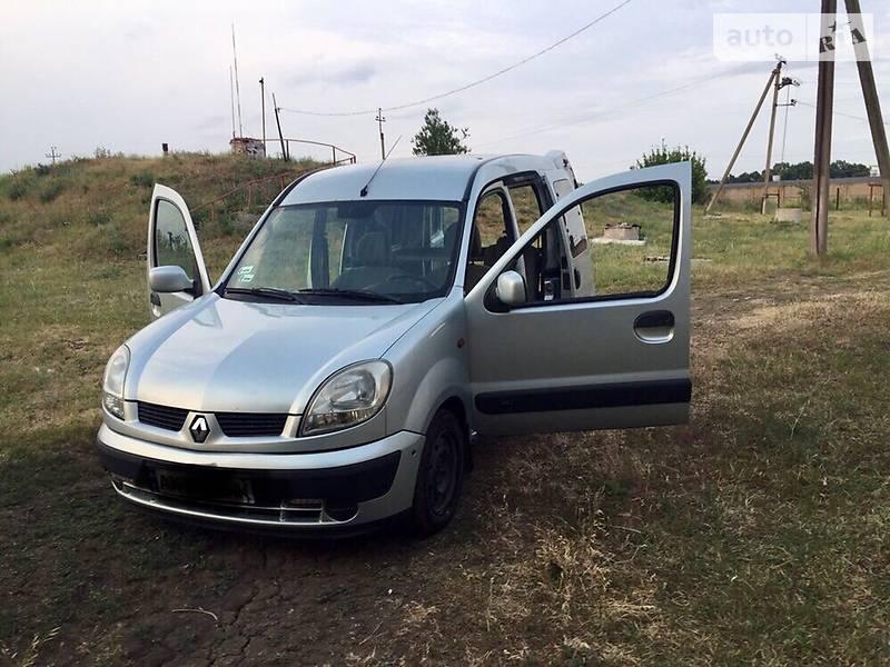 Renault Kangoo пасс. 2004 в Харькове