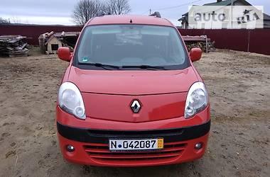 Renault Kangoo пасс. 2011 в Тернополе