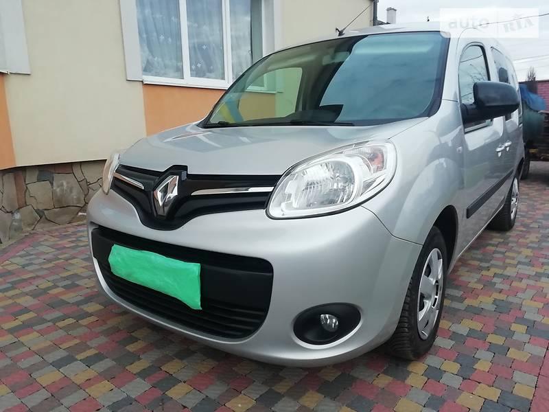Renault Kangoo пасс. 2015 в Ивано-Франковске