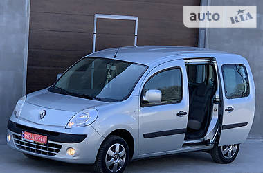 Renault Kangoo пасс. 2010 в Днепре