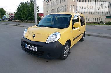 Renault Kangoo пасс. 2012 в Тернополе