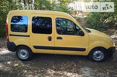 Renault Kangoo пасс. 2006 в Умани