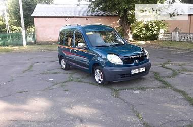Renault Kangoo пасс. 2005 в Новоархангельске