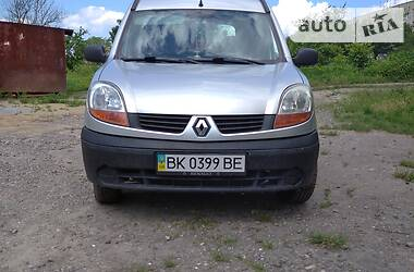 Renault Kangoo пасс. 2007 в Ровно