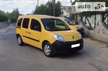 Renault Kangoo пасс. 2012 в Новых Санжарах