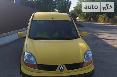 Renault Kangoo пасс. 2006 в Черкассах