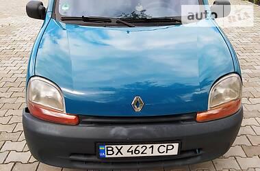 Renault Kangoo пасс. 2000 в Хмельницком