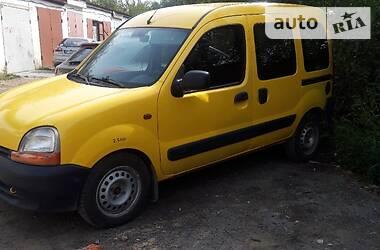 Renault Kangoo пасс. 2002 в Ивано-Франковске