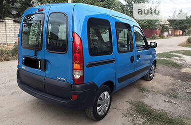 Renault Kangoo пасс. 2003 в Черкассах