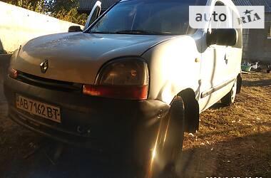 Renault Kangoo пасс. 1999 в Виннице