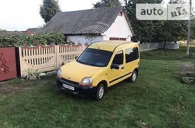 Renault Kangoo пасс. 2000 в Тальном