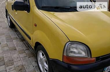 Renault Kangoo пасс. 1999 в Иршаве