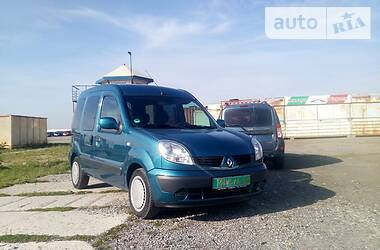 Renault Kangoo пасс. 2008 в Виннице
