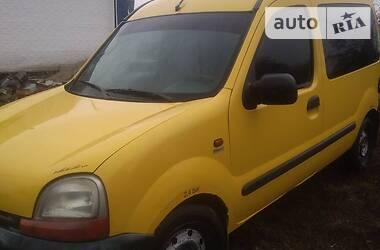 Renault Kangoo пасс. 1999 в Ичне