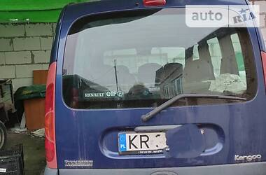 Renault Kangoo пасс. 2001 в Золотоноше