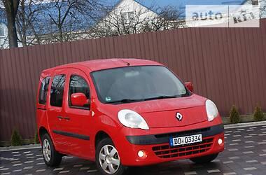 Renault Kangoo пасс. 2010 в Бучаче