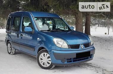 Renault Kangoo пасс. 2006 в Ровно