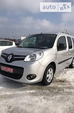 Renault Kangoo пасс. 2016 в Черновцах