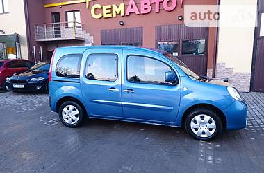 Renault Kangoo пасс. 2012 в Коломиї