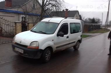 Renault Kangoo пасс. 2001 в Нововолынске