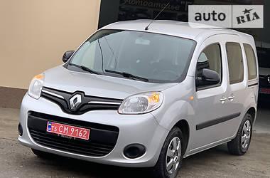 Renault Kangoo пасс. 2016 в Дніпрі