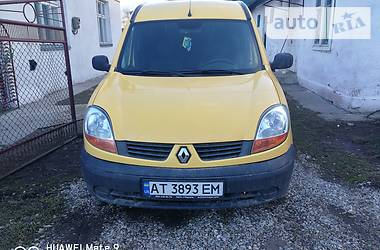 Минивэн Renault Kangoo пасс. 2006 в Ивано-Франковске