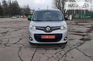 Renault Kangoo пасс. 2015 в Новоархангельске