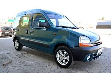 Renault Kangoo пасс. 2002 в Львове