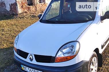 Renault Kangoo пасс. 2006 в Самборе