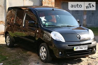 Легковой фургон (до 1,5 т) Renault Kangoo пасс. 2010 в Бердичеве
