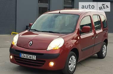 Renault Kangoo пасс. 2008 в Днепре