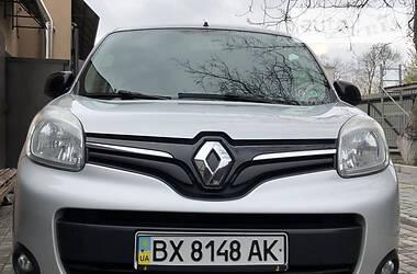 Минивэн Renault Kangoo пасс. 2013 в Каменец-Подольском