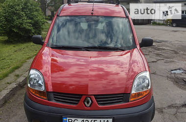 Минивэн Renault Kangoo пасс. 2004 в Львове