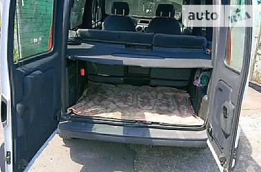 Легковой фургон (до 1,5 т) Renault Kangoo пасс. 2003 в Полтаве