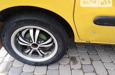 Мінівен Renault Kangoo пасс. 1998 в Береговому