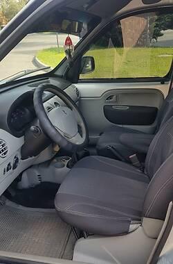 Минивэн Renault Kangoo пасс. 2008 в Полтаве