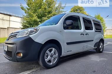 Легковий фургон (до 1,5т) Renault Kangoo пасс. 2013 в Львові