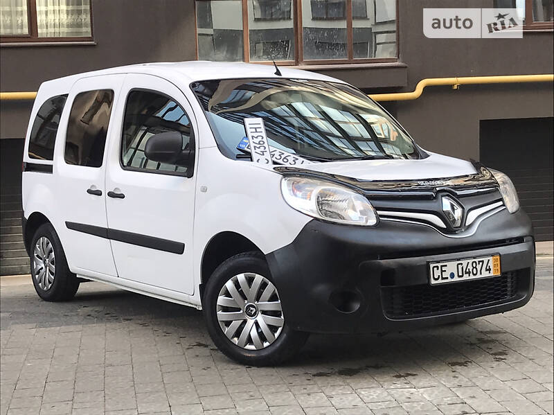 Renault Kangoo пасс. PASSENGER