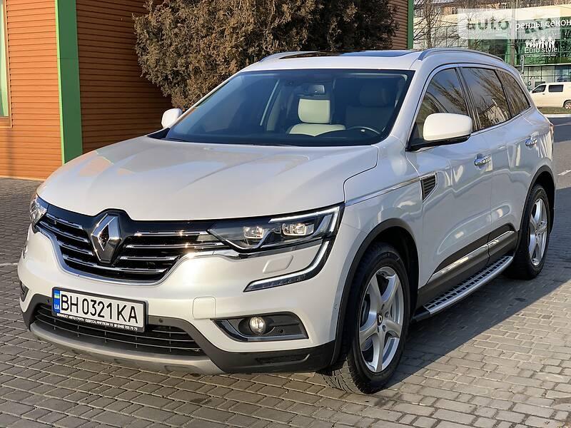 Renault Koleos 2017 в Одессе
