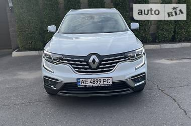 Позашляховик / Кросовер Renault Koleos 2020 в Дніпрі